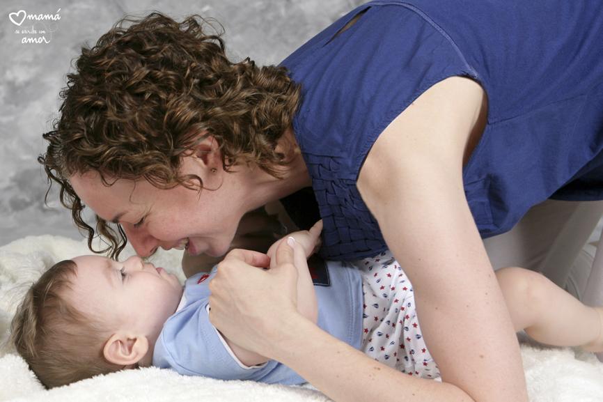 Ser madre- interior