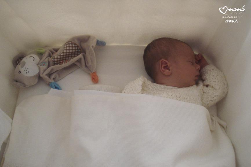 ¿Por qué no visito a recién nacidos?